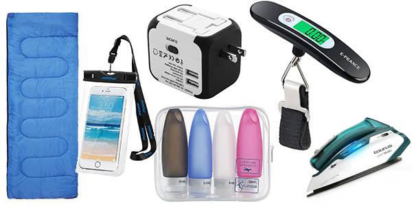 productos prácticos y divertidos para viajeros ideas para regalar