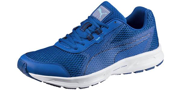 Puma Essential Runner zapatillas transpirables tracción acolchadas