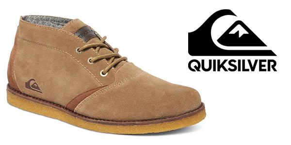 f72d8452a Chollo Zapatos Quiksilver Harpoon de cuero para hombre por sólo 64 ...