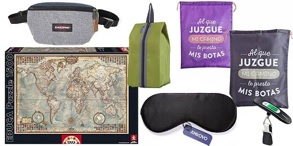 regalos de Navidad para viajer@s a precio de chollo