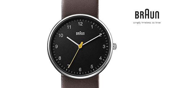 Reloj Braun BN0231BKBRGAL barato en Amazon Moda
