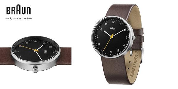 Reloj Braun BN0231BKBRGAL chollo en Amazon Moda