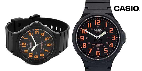 Chollo reloj casio unisex mw 240 4bvef por s lo 14 46 - Mecanismo reloj pared barato ...