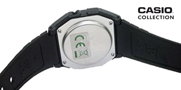 Reloj Casio F-91W-1YER chollazo en Amazon