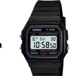 Reloj Casio F-91WC barato en Amazon España