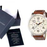 Tommy Hilfiger 1791230 – Reloj analógico de cuarzo con correa de cuero para hombre chollazo en Amazon Moda