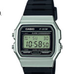 Casio Collection F-91WM-7AEF Reloj Digital Unisex con Correa de Resina barato en Amazon España