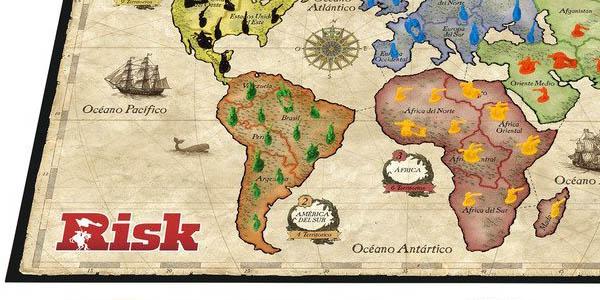 Risk (Hasbro B7404105) barato