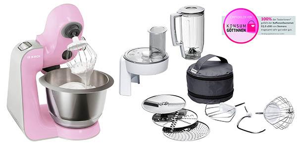 chollo robot de cocina bosch mum58k20 de 1000w por s lo