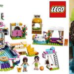 Set LEGO Friends - Piscina de verano Heartlake con 2 figuras rebajado