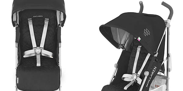 silla infantil adaptable de calidad Maclaren Quest chollo