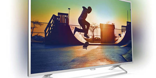 Smart TV Philips 49PUS6412 UHD 4K barato