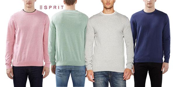 Suéter Esprit 017EE2I021 barato en Amazon Moda