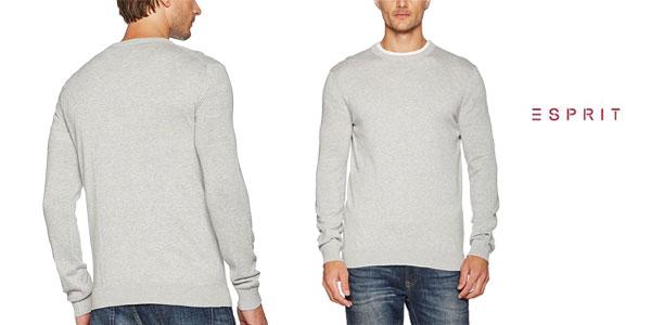 Suéter Esprit 017EE2I021 chollo en Amazon Moda