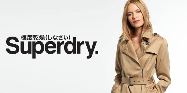 Chaqueta Superdry Drapped