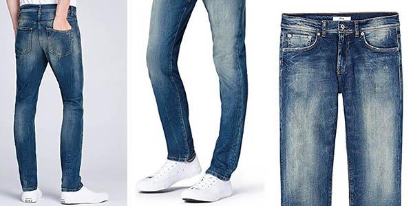 tejanos para hombre slim Find diseño casual relación calidad-precio genial