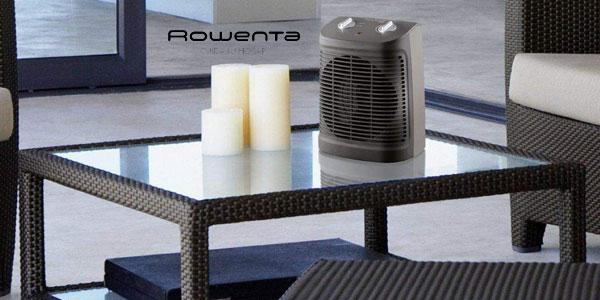 Termoventilador Rowenta Compact SO2330 con cupón chollazo en eBay