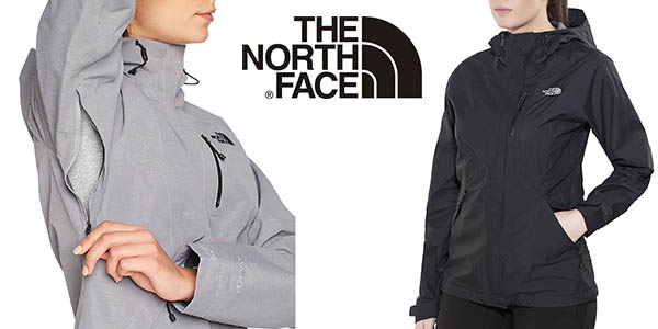 north face dryzzle mujer