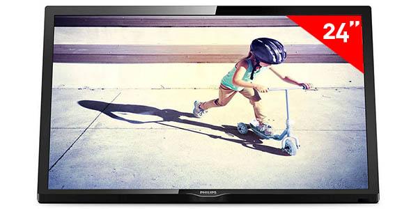 TV LED Philips PFT4022 Full HD de 24''
