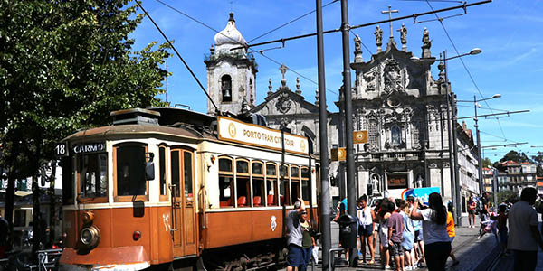 viaje a Oporto Portugal low cost