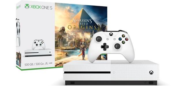 Xbox One S 500 GB barata