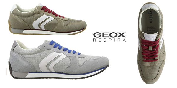 Zapatillas Geox U Vinto C baratas en Amazon
