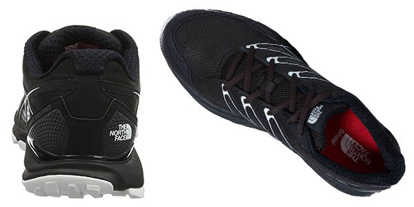 zapatillas The North Face Litewave Endurance transpirables