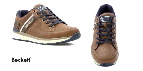 Zapatos casual Beckett para hombre chollazo en Amazon Moda