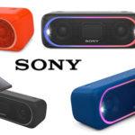 Altavoz inalámbrico Sony SRS-XB30B con NFC, Extra Bass y flash estroboscópico rebajado