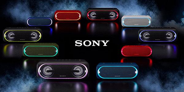 Altavoz portátil Sony SRS-XB30B bluetooth barato