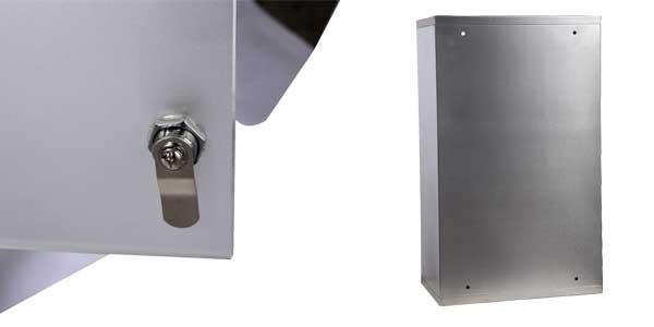 Armario botiquín Homcom con cerradura y 2 llaves chollazo en eBay