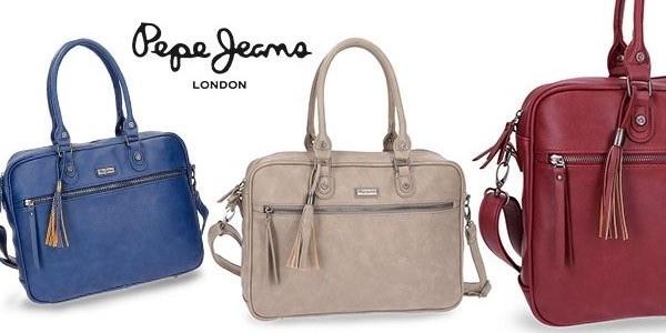 Bandolera bolso Pepe Jeans en varios colores en oferta