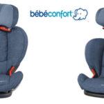 Silla de coche Bebe Confort Rodifix Airprotect rebajada en Amazon