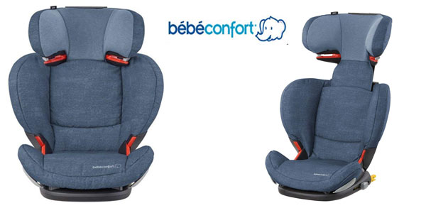 Silla de coche Bebe Confort Rodifix Airprotect rebajada en Amazon