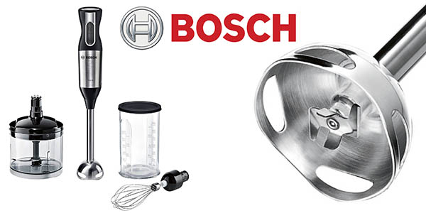 Bosch MSM6S50B Ergomixx Style batidora mano con accesorios