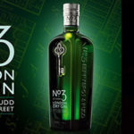 Botella de ginebra London Dry Gin No. 3 de 700 ml barata