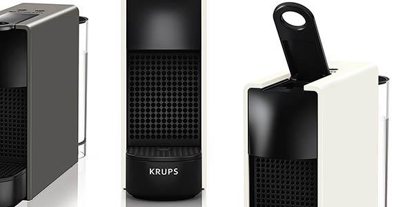cafetera eléctrica Krups Nespresso Essenza Mini para cápsulas café chollo