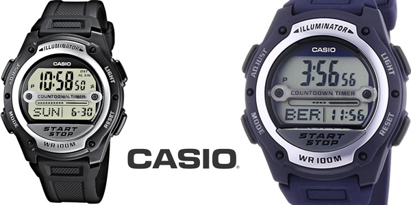 Por Para 2aves Chollazo Casio 756 Collection Reloj Digital Hombre W 6fgYbvy7