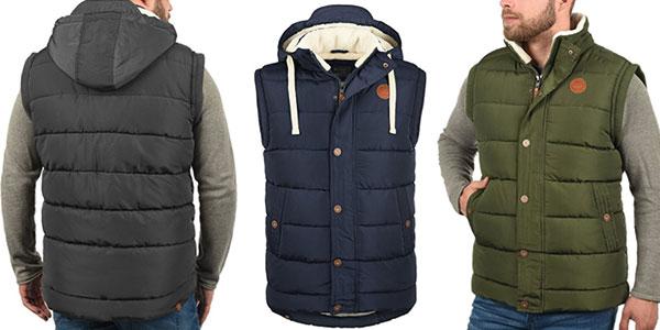 Chalecos de abrigo para hombre
