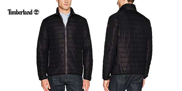 Chaqueta de invierno Timberland Milford Quilted Jack Tim chollo en Amazon