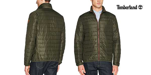 Chaqueta de invierno Timberland Milford Quilted Jack Tim barata en Amazon