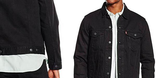 chaqueta tejana Levi's The Trucker entallada chollo