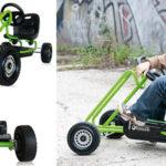 Coche de juguete Hauck T90105 con pedales para niños barato