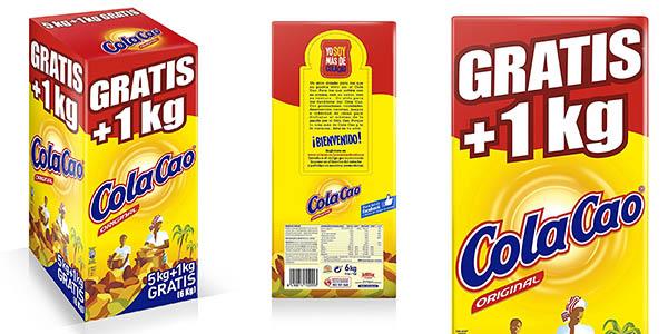 ColaCao caja 6 kg oferta