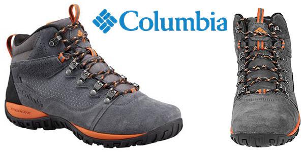 Columbia Peakfreak Venture Mid Suede WP botas senderismo hombre oferta