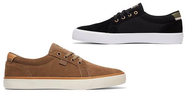 DC Shoes Concil zapatillas ante planas diseño versátil oferta