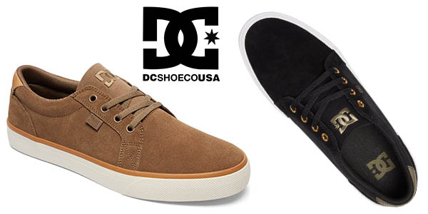 DC Shoes Council zapatillas casuales hombre chollo