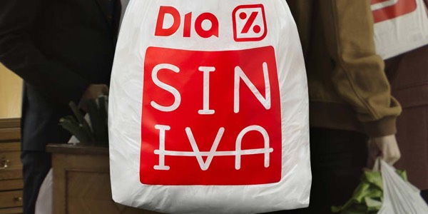 Día sin IVA supermercados Dia