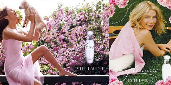 Eau de parfum Estée Lauder Pleasures de 100 ml en oferta