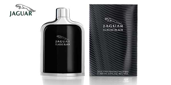 Eau de toilette Jaguar Black vaporizador de 100 ml barato en Amazon Moda